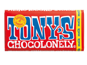 Tony's Chocolonely supports the Nudge Global Leadership Challenge 2015