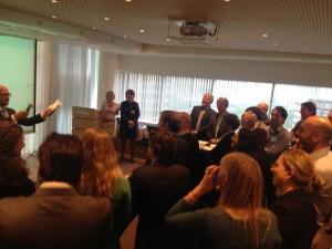 Launch Nudge Global Leadership Challenge in Amsterdam