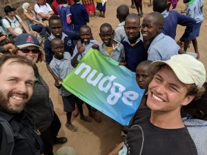 Winners of first Nudge Global Impact Award reflect on their time with the Maasai