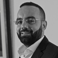 How 'being invisible' inspired Tey El-Rjula to start his own blockchain enterprise