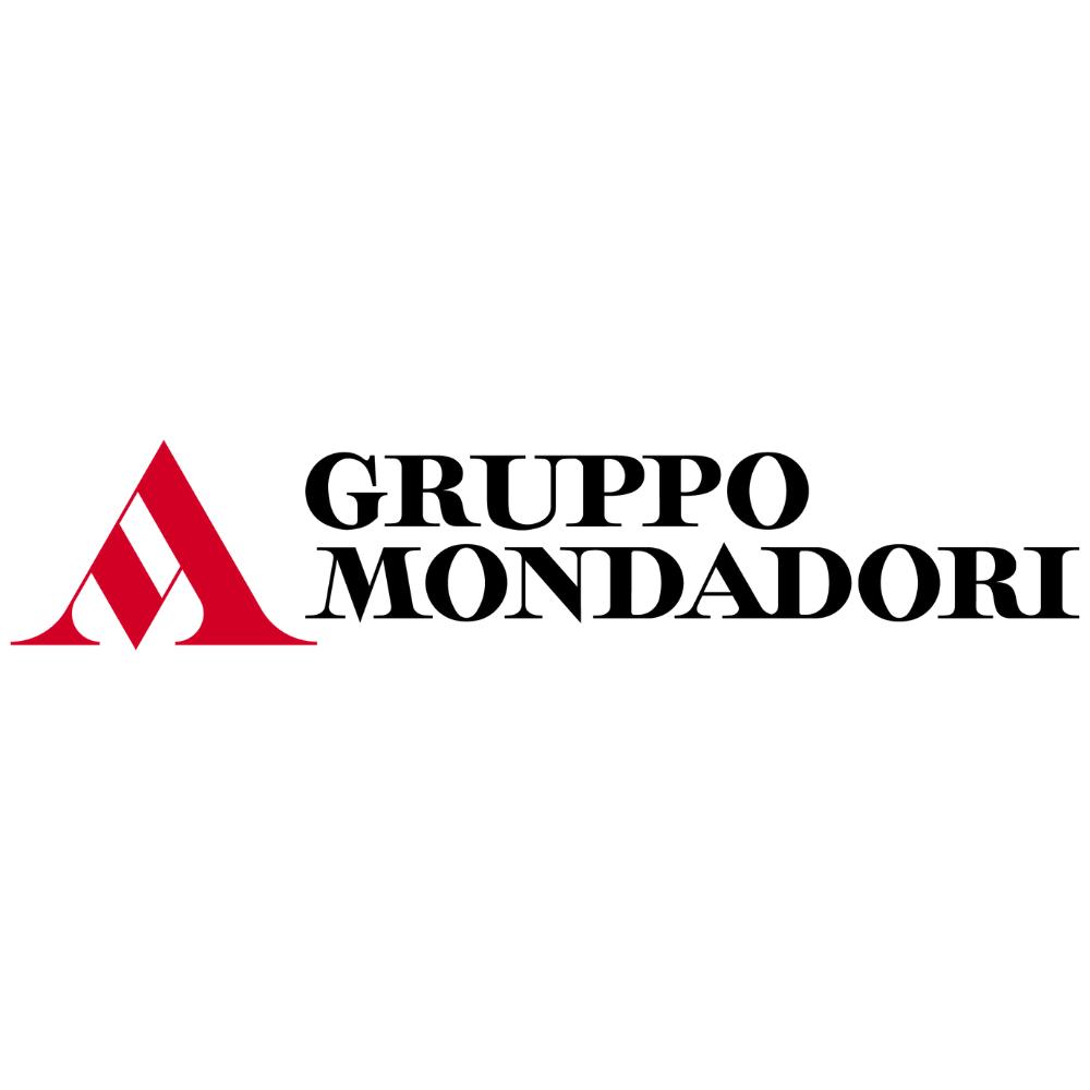 gruppo mondadori logo