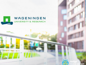 Wageningen University and Nudge, a long standing partnership