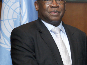 Mr Abdoulie Janneh, new member of the Board of Recommendation