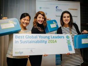 Nudge announces winners of the Nudge Global Leadership Challenge 2014